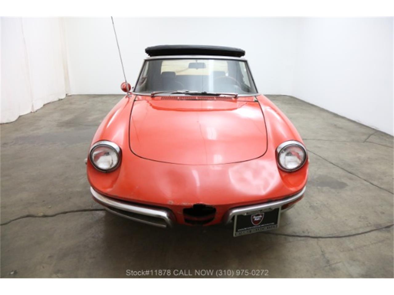 1969 Alfa Romeo Duetto (CC-1334896) for sale in Beverly Hills, California