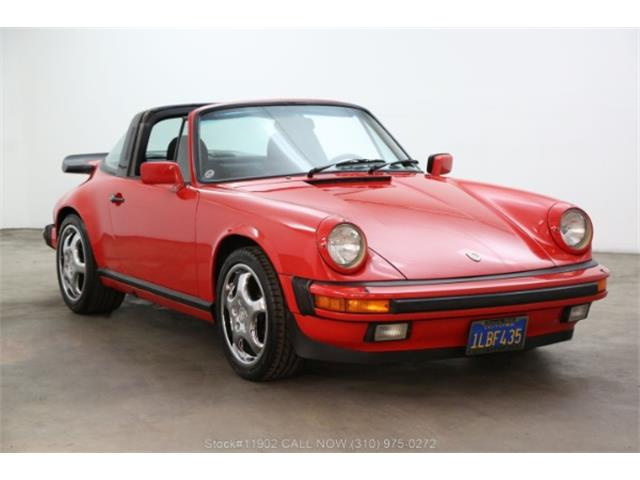 1985 Porsche Carrera (CC-1334897) for sale in Beverly Hills, California