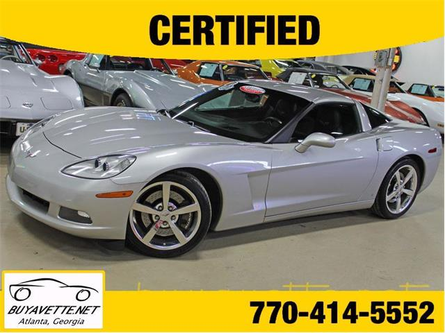 2008 Chevrolet Corvette (CC-1334914) for sale in Atlanta, Georgia