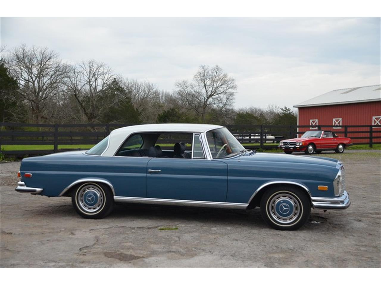 1971 Mercedes-Benz 280 (CC-1334919) for sale in Lebanon, Tennessee