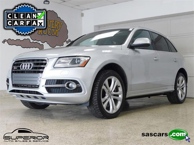2014 Audi SQ5 (CC-1330492) for sale in Hamburg, New York