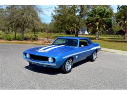 1969 Chevrolet Camaro (CC-1334920) for sale in Clearwater, Florida