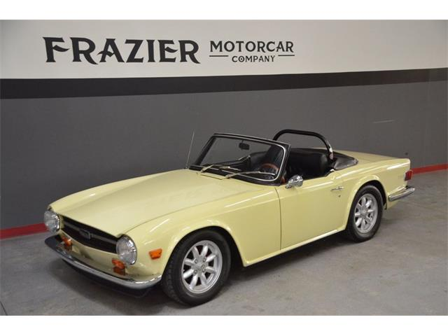1970 Triumph TR6 (CC-1334922) for sale in Lebanon, Tennessee