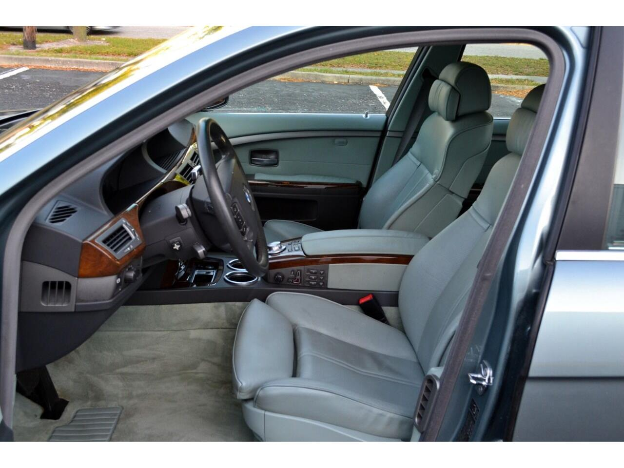 2004 BMW 7 Series (CC-1334923) for sale in Clearwater, Florida