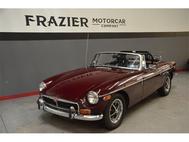 1973 MG MGB (CC-1334928) for sale in Lebanon, Tennessee