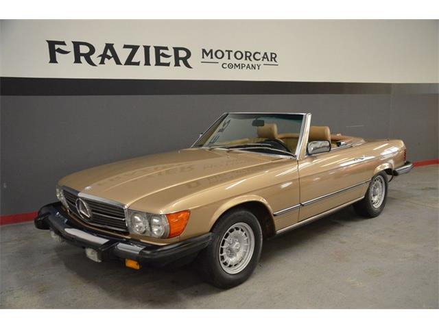 1985 Mercedes-Benz 380 (CC-1334930) for sale in Lebanon, Tennessee
