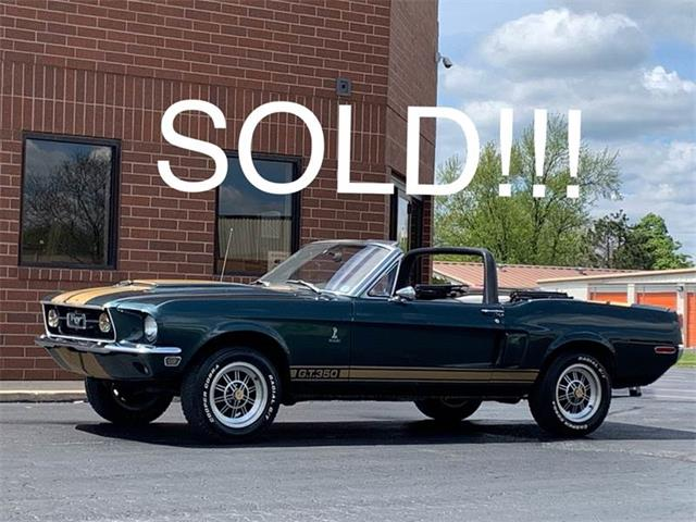 1968 Ford Mustang (CC-1334939) for sale in Geneva, Illinois
