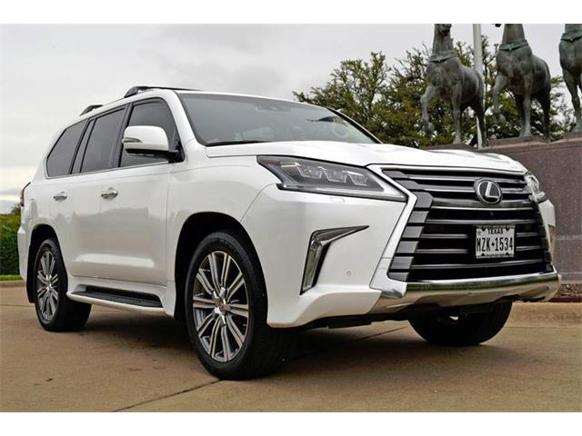 2017 Lexus LX570 (CC-1334940) for sale in Fort Worth, Texas