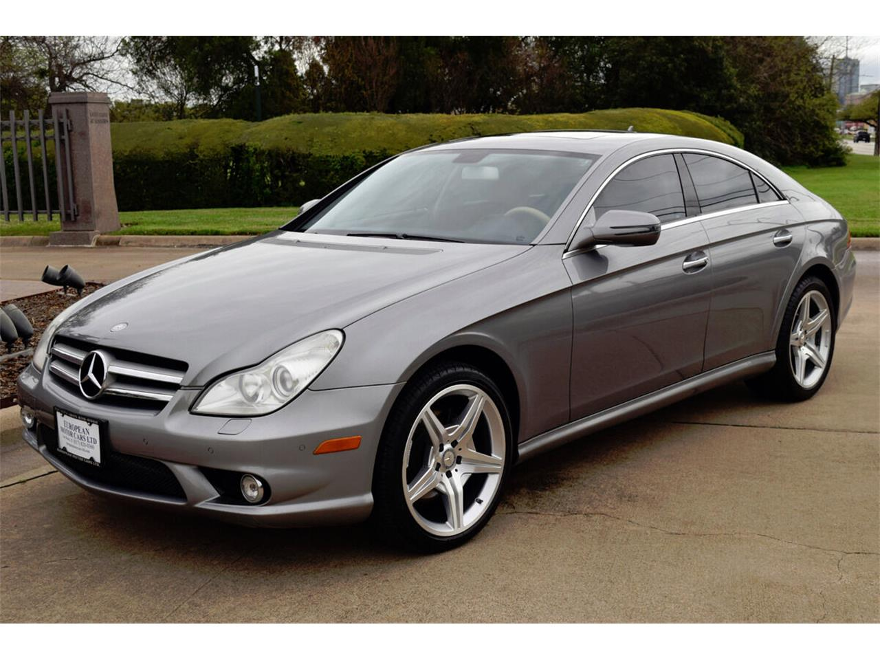 2011 Mercedes-Benz CLS-Class (CC-1334941) for sale in Fort Worth, Texas