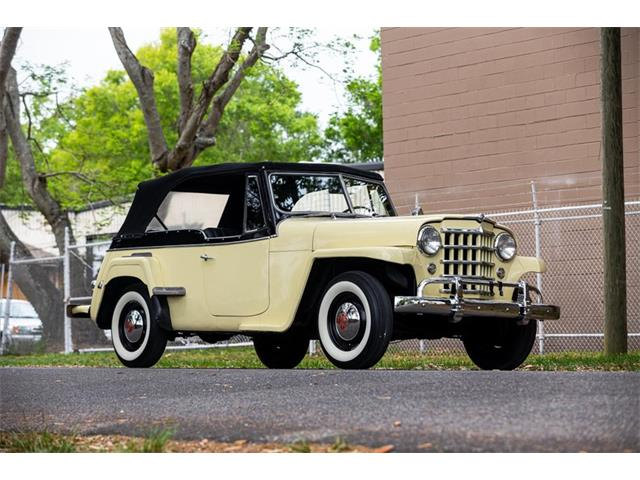 1950 Willys Jeepster (CC-1334943) for sale in Orlando, Florida