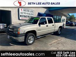 2005 Chevrolet Silverado (CC-1334950) for sale in Tavares, Florida