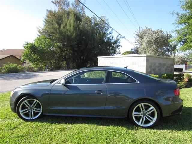 2008 Audi S5 (CC-1334953) for sale in Delray Beach, Florida