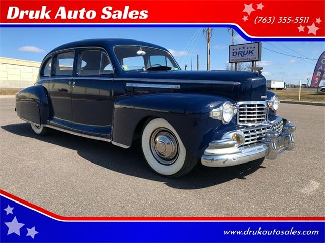 1946 Lincoln Zephyr (CC-1334954) for sale in Ramsey, Minnesota
