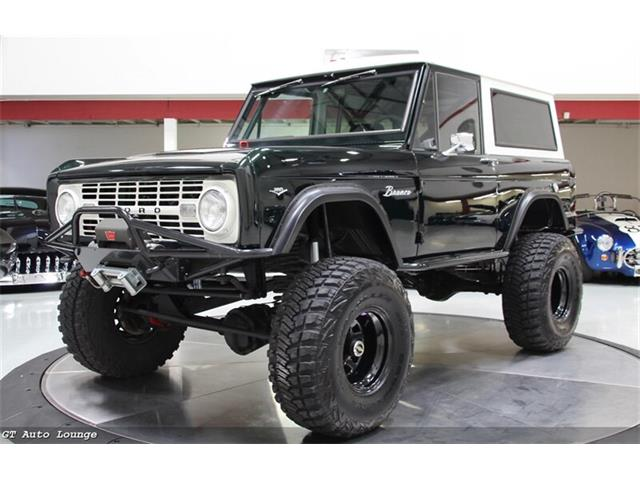 1966 Ford Bronco (CC-1334956) for sale in Rancho Cordova, California