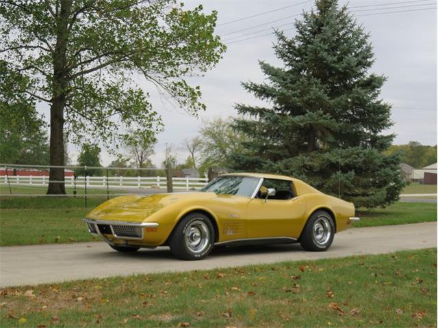 1972 Chevrolet Corvette (CC-1334961) for sale in Kokomo, Indiana
