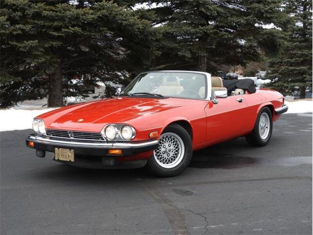 1991 Jaguar XJ (CC-1334962) for sale in Auburn Hills, Michigan