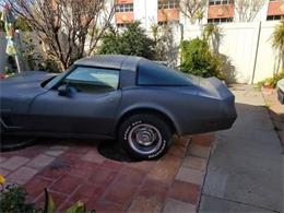 1982 Chevrolet Corvette (CC-1334969) for sale in Cadillac, Michigan