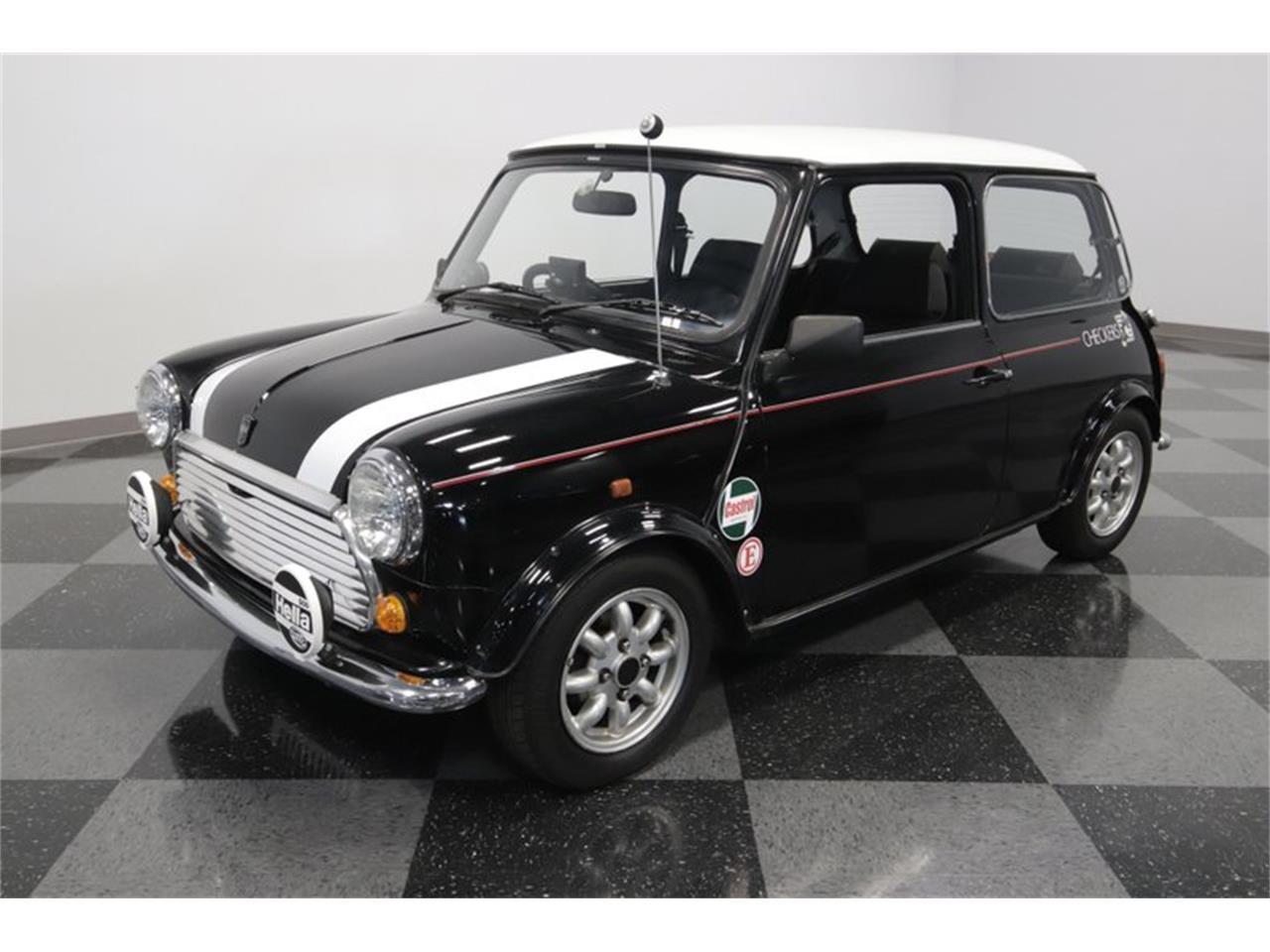 1990 Rover Mini Mayfair