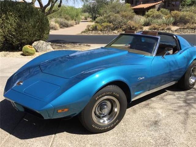 1973 Chevrolet Corvette (CC-1334970) for sale in Cadillac, Michigan