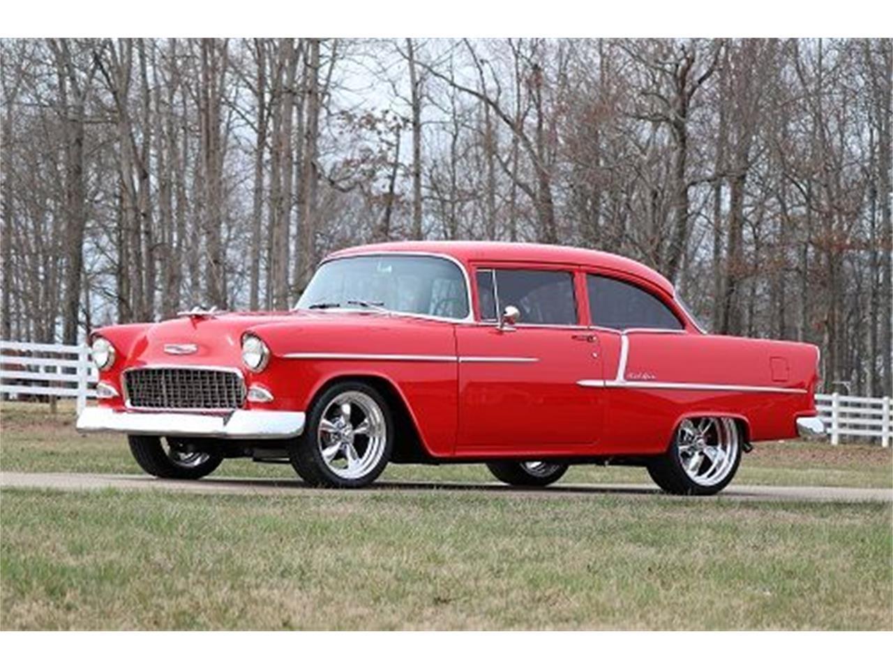 1955 Chevrolet 210 (CC-1334972) for sale in Cadillac, Michigan