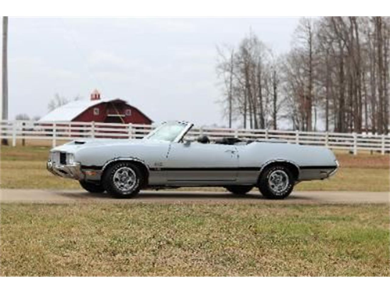 1971 Oldsmobile 442 (CC-1334974) for sale in Cadillac, Michigan