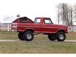 1969 Ford F100 (CC-1334975) for sale in Cadillac, Michigan
