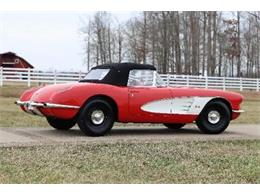1959 Chevrolet Corvette (CC-1334976) for sale in Cadillac, Michigan