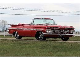 1959 Chevrolet Impala (CC-1334981) for sale in Cadillac, Michigan