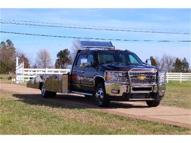 2012 Chevrolet 3500 (CC-1334983) for sale in Cadillac, Michigan