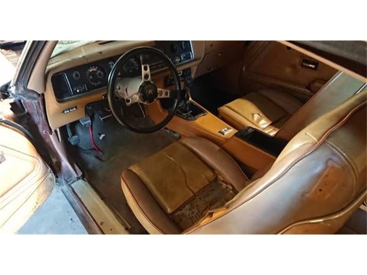 1978 Pontiac Firebird Trans Am (CC-1334987) for sale in Cadillac, Michigan