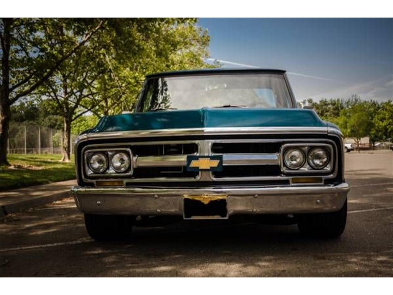 1969 Chevrolet Pickup (CC-1334995) for sale in Cadillac, Michigan