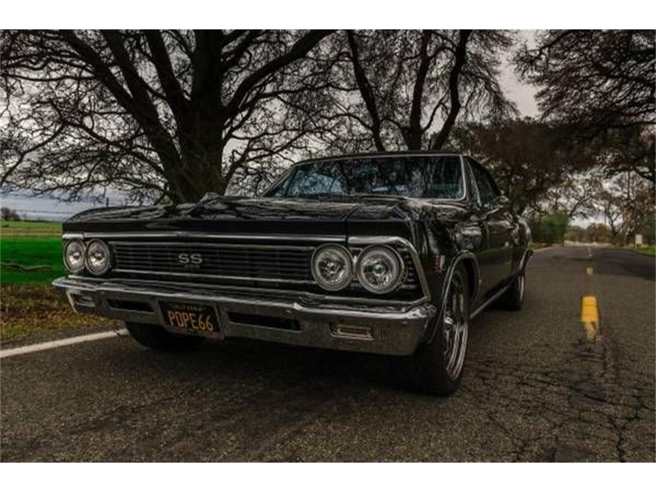 1966 Chevrolet Chevelle (CC-1334996) for sale in Cadillac, Michigan