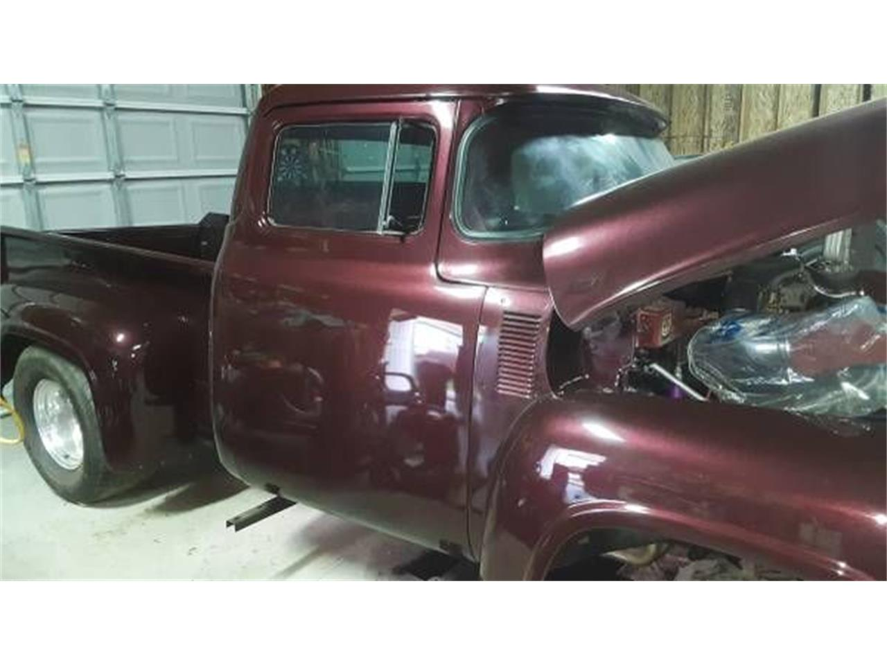 1956 Ford Pickup (CC-1335000) for sale in Cadillac, Michigan