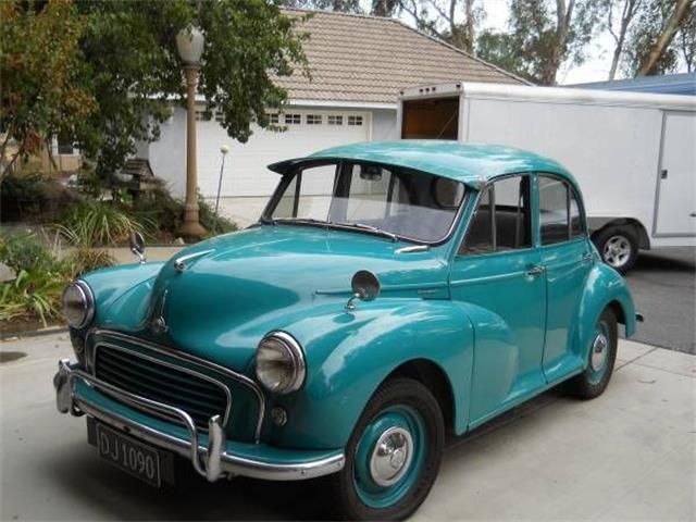 1958 Morris Minor (CC-1335001) for sale in Cadillac, Michigan