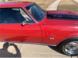 1968 Chevrolet Camaro (CC-1335002) for sale in Cadillac, Michigan