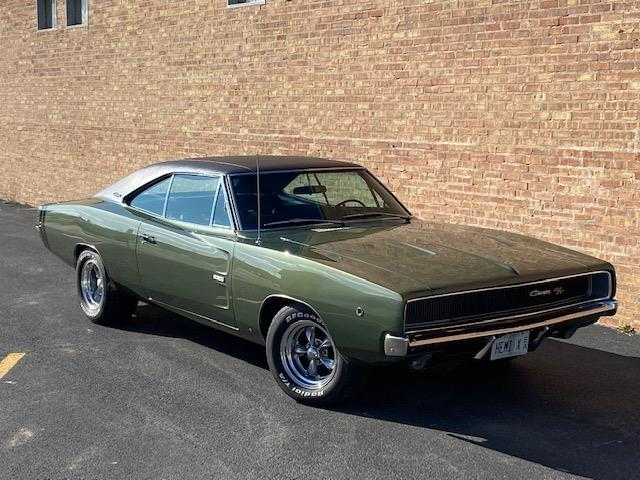 1968 Dodge Charger (CC-1335015) for sale in Addison, Illinois