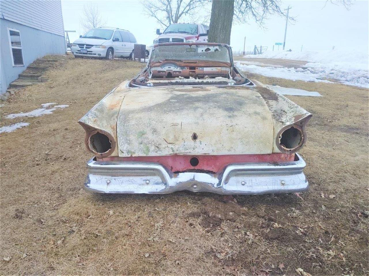 1957 Ford Convertible (CC-1335020) for sale in Parkers Prairie, Minnesota