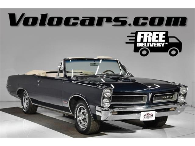 1965 Pontiac GTO (CC-1335023) for sale in Volo, Illinois