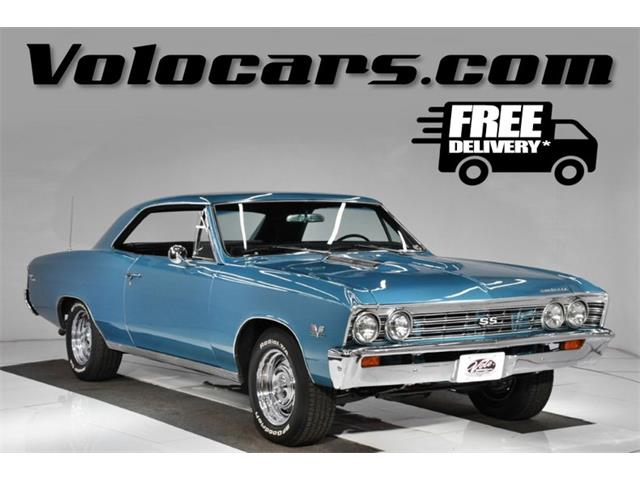 1967 Chevrolet Chevelle (CC-1335024) for sale in Volo, Illinois