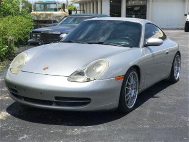 2001 Porsche 911 Carrera (CC-1335035) for sale in Miami, Florida