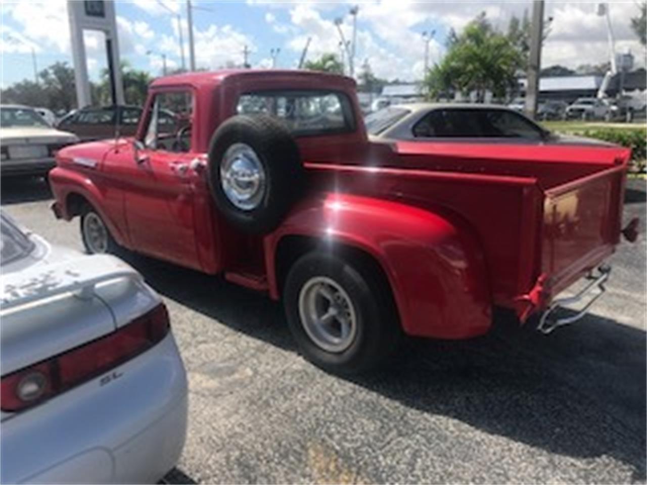 1961 Ford F100 (CC-1335041) for sale in Miami, Florida
