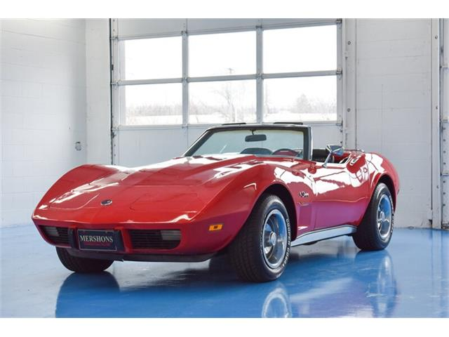 1975 Chevrolet Corvette (CC-1335060) for sale in Springfield, Ohio