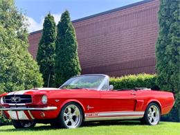 1965 Ford Mustang (CC-1335079) for sale in Geneva, Illinois