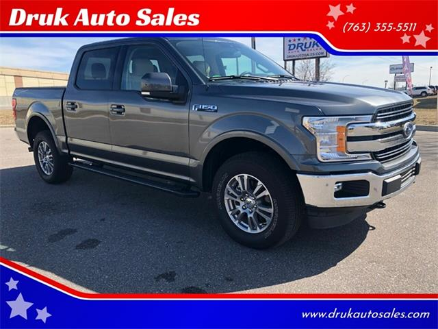 2019 Ford F150 (CC-1335087) for sale in Ramsey, Minnesota