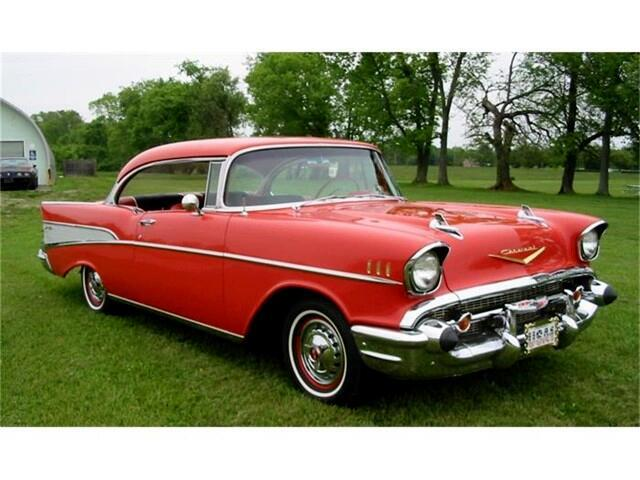 1957 Chevrolet Bel Air (CC-1335090) for sale in Harpers Ferry, West Virginia