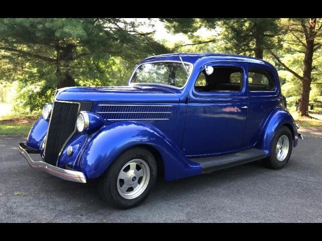 1936 Ford Humpback