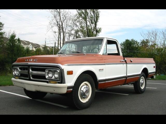 1972 GMC 2500 (CC-1335102) for sale in Harpers Ferry, West Virginia