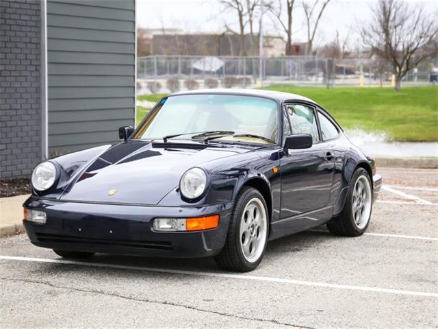 1990 Porsche 911 Carrera (CC-1335106) for sale in Carmel, Indiana