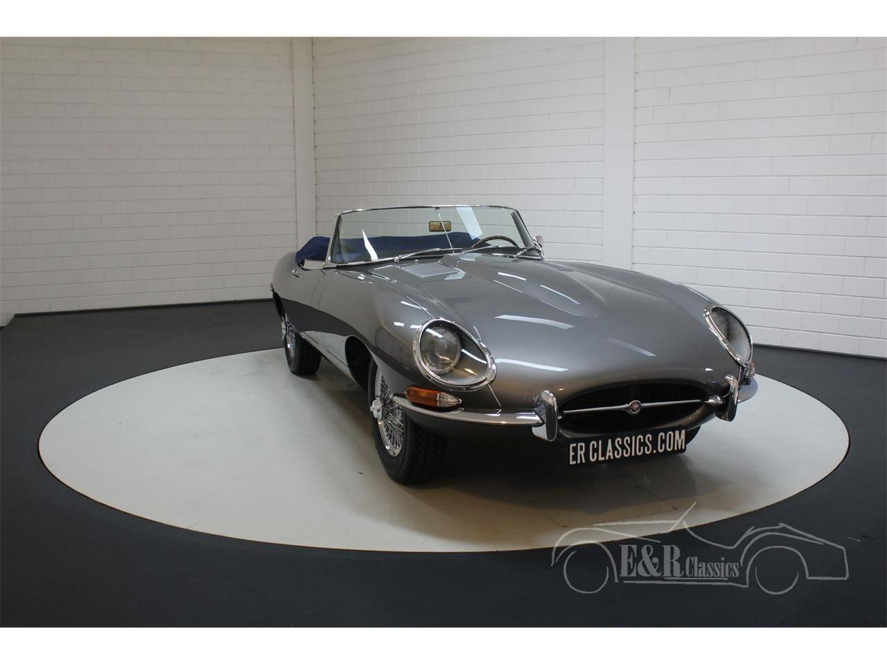 1967 Jaguar E-Type (CC-1335118) for sale in Waalwijk, Noord-Brabant