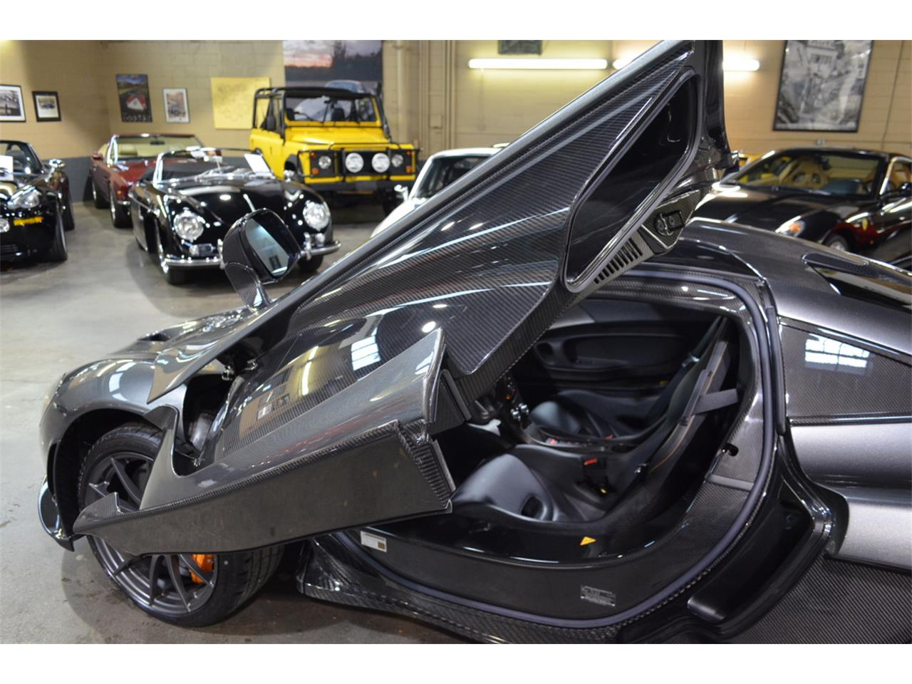 2015 McLaren P1 (CC-1335129) for sale in Huntington Station, New York
